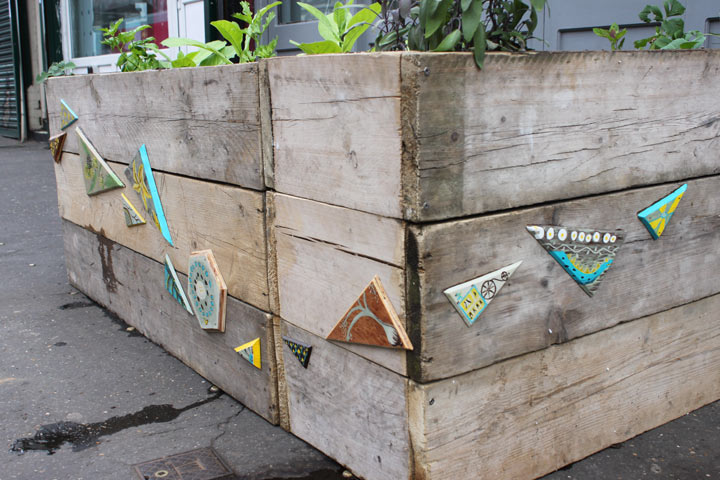 Trove's Planters :: August 2012